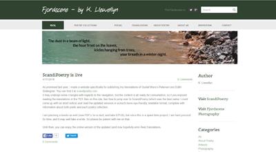 The original Fjordscene blog